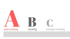 ABC-Analyse 3